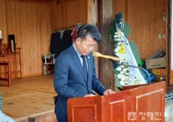 허사겸3-축사하는 김재홍 완도군의회 산업건설위원장.jpeg